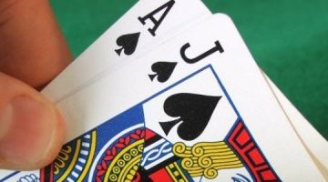 The hand called Blackjack